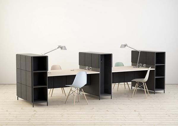 Système de meubles