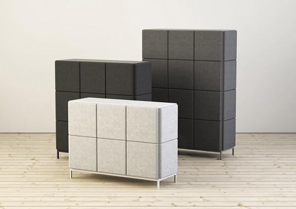 Système de meubles Sabine