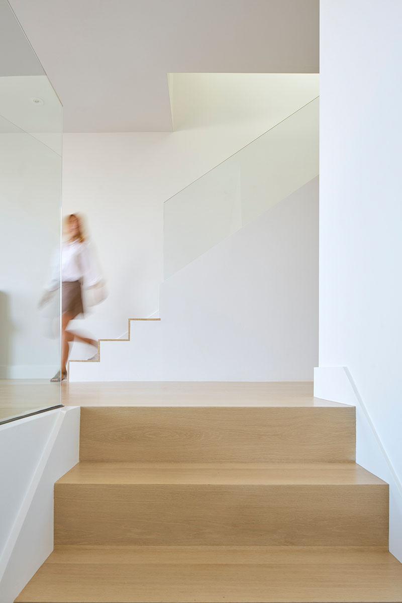 Escaliers Urban Oasis
