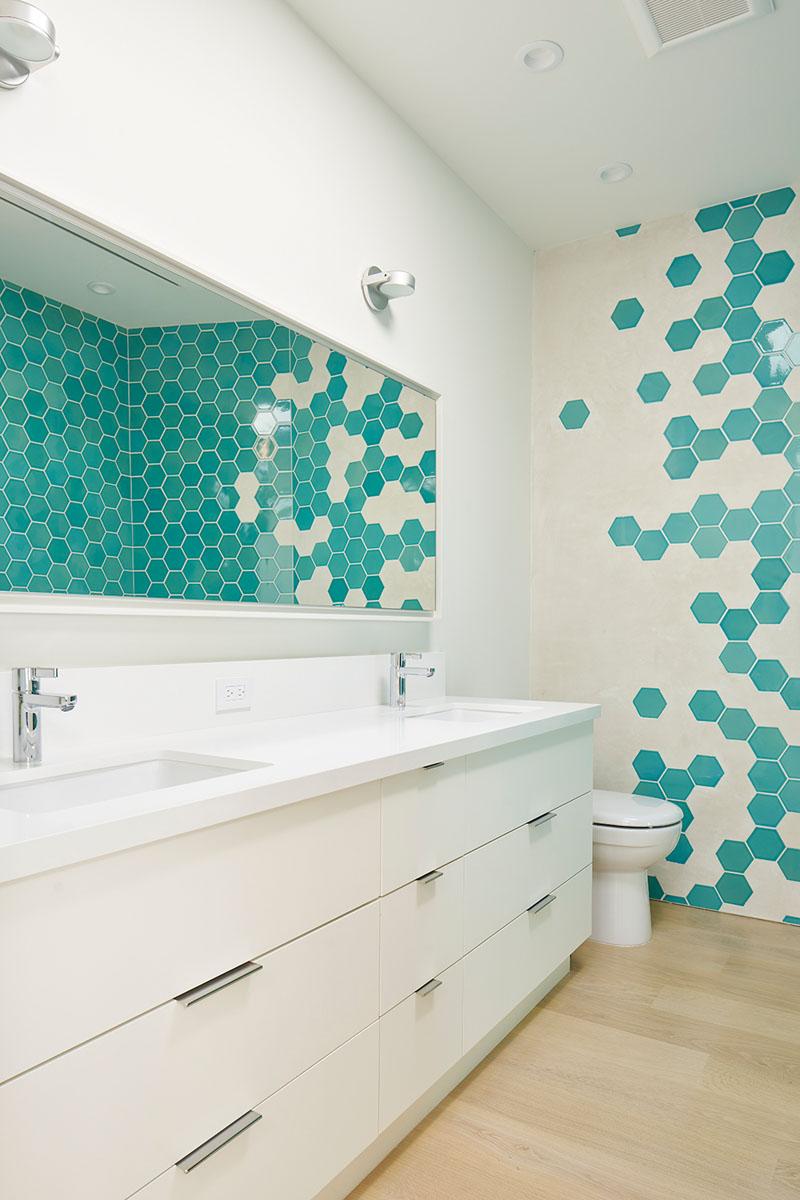 Carrelages de salle de bain Urban Oasis