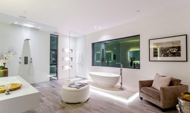 Salle de bain Rising Glen
