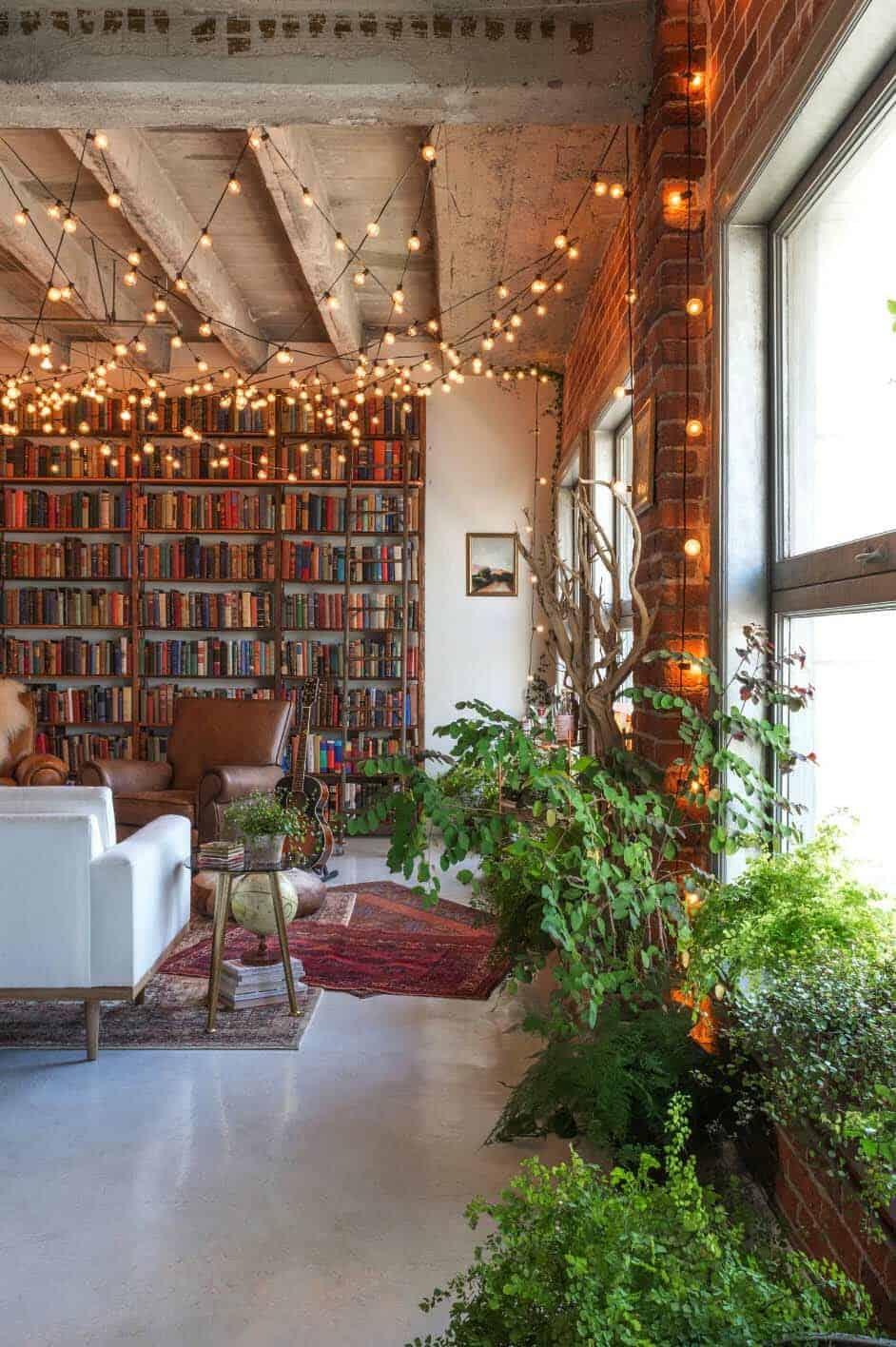 intérieur loft