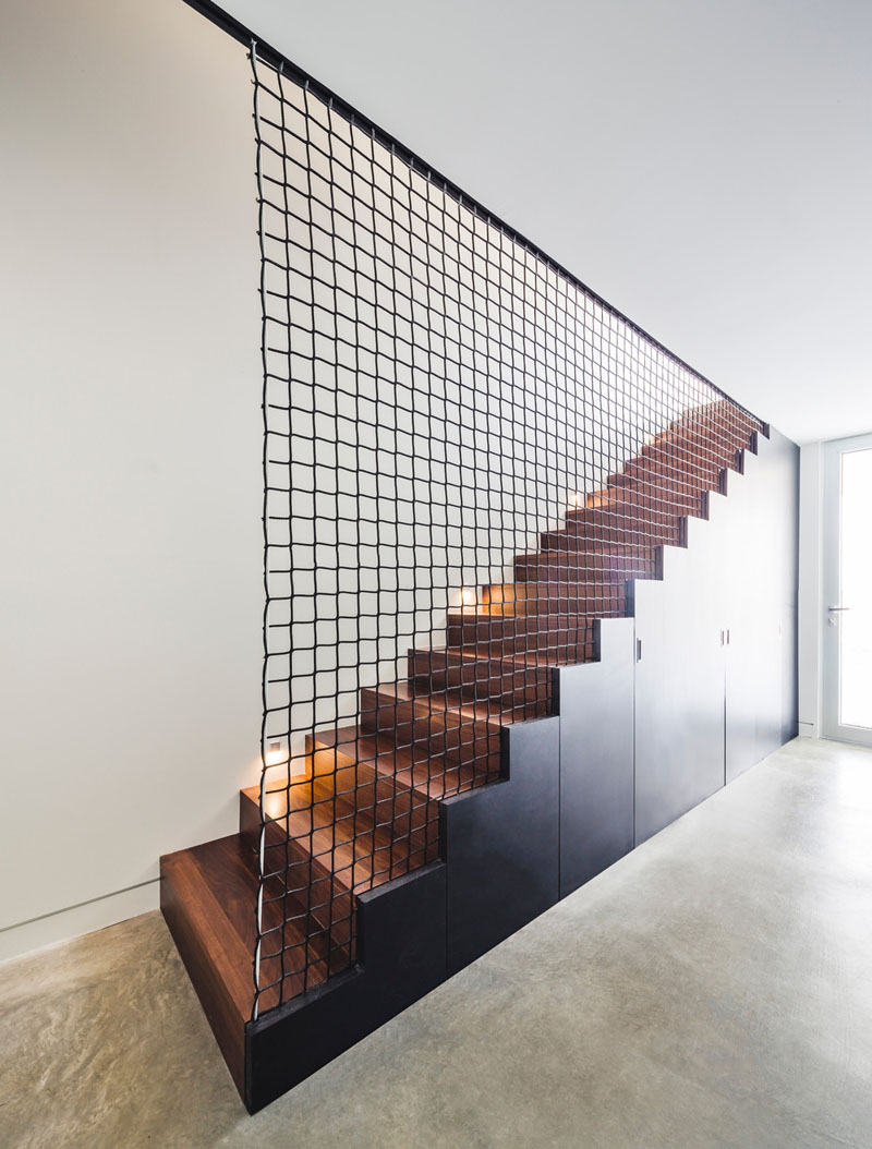 Escalier du Nook