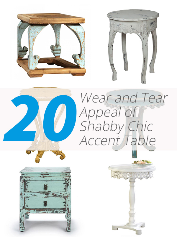 tables d'appoint minables