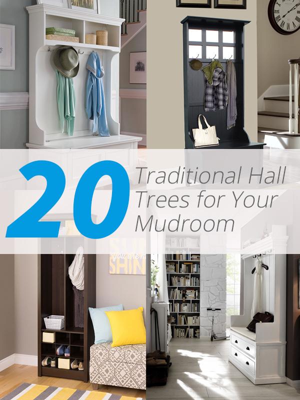 arbres de la salle traditionnelle