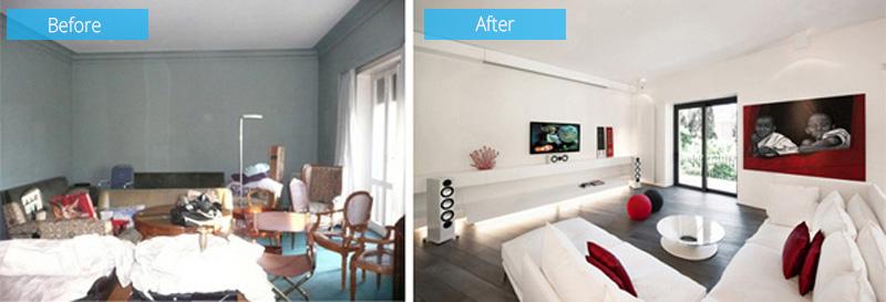 Appartement Celio Italie