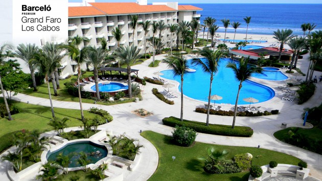 Complexe Tout Inclus Barcelo à Los Cabos