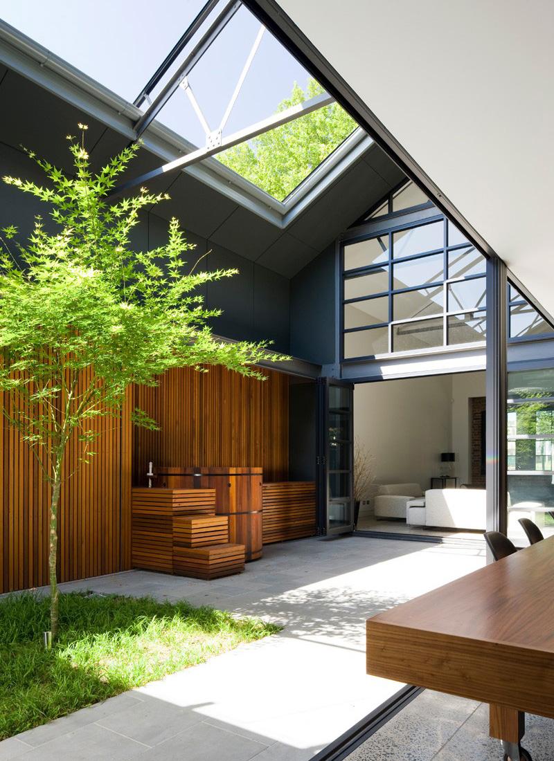 Conception de la maison en Australie
