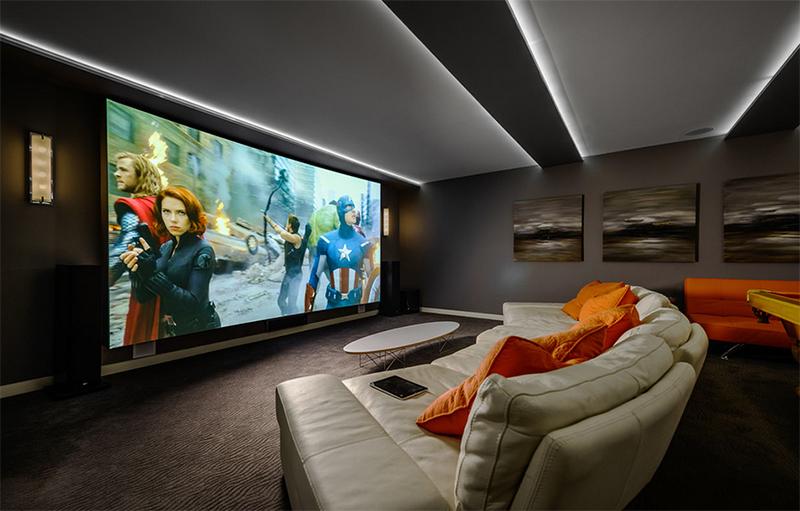 Idées de cinéma maison