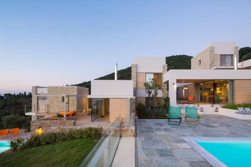 Topographie Atrium Villas
