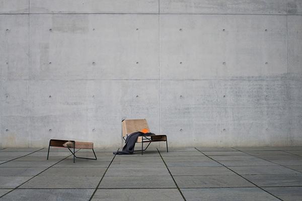 Chaise longue Sibirjak