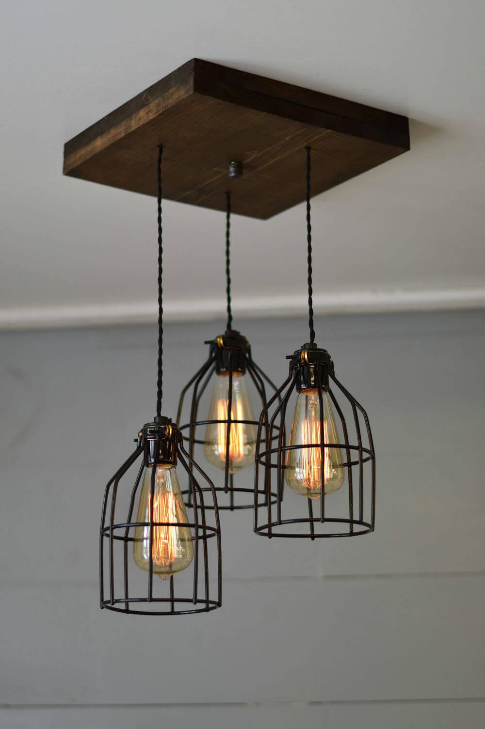 Éclairage de ferme offrant une simplicité élégante