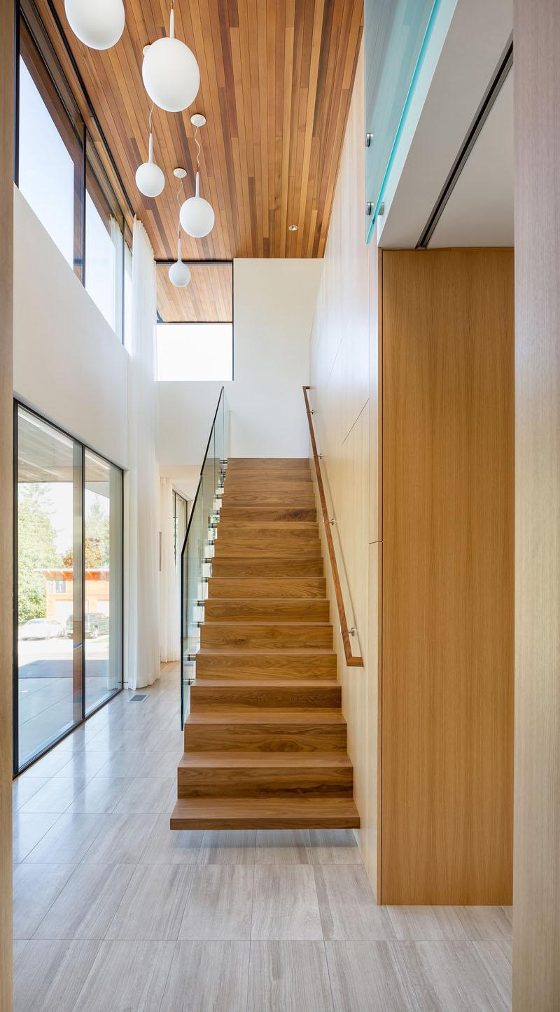 Escalier Porland Ash House