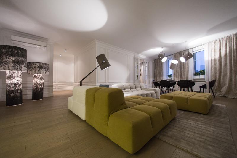 conception d'appartement