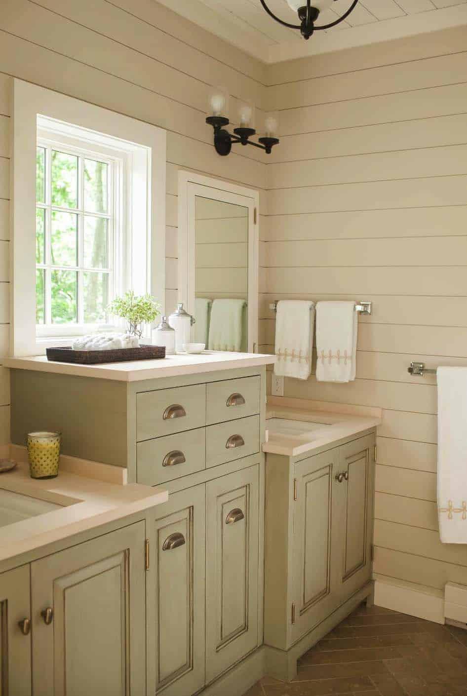 week-end-maison-rustique-salle de bain