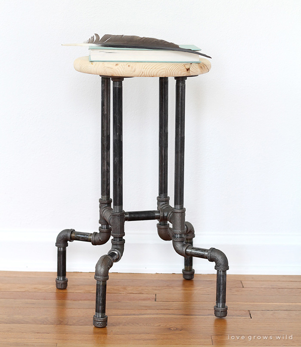 tabouret pipe