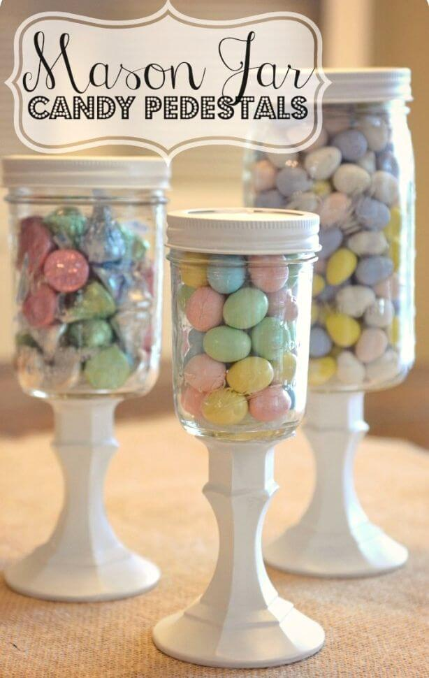 Affichage de bonbons couleur pour votre cuisine