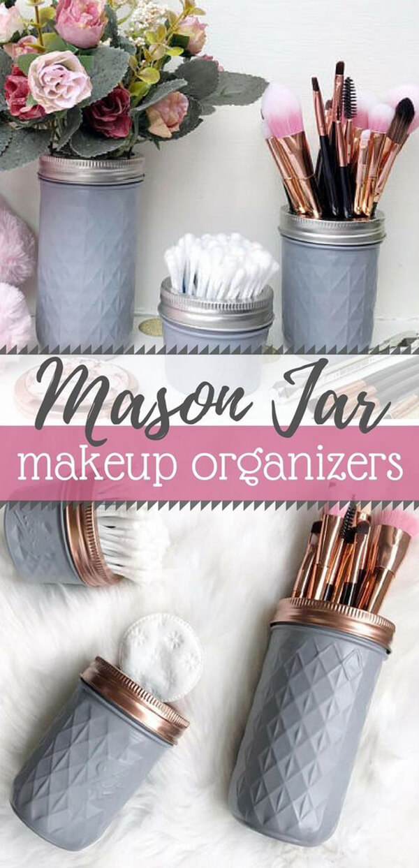 Refaites votre organisation de maquillage