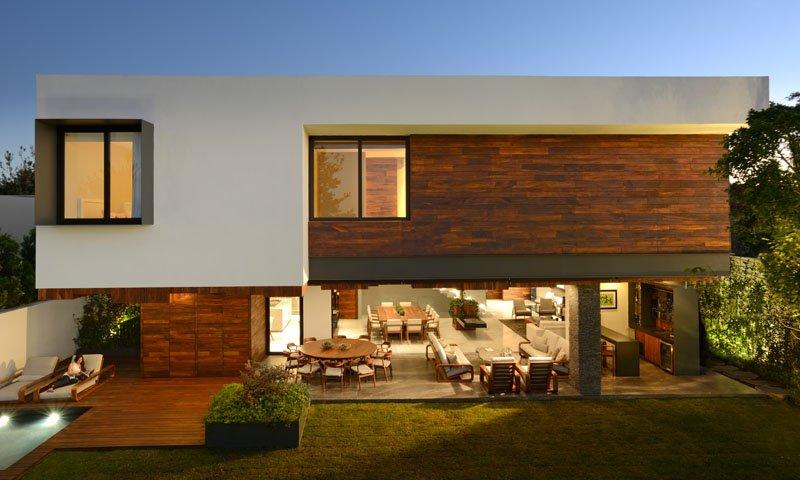 Planchers Atrium House