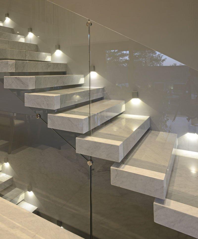 Escaliers Atrium House