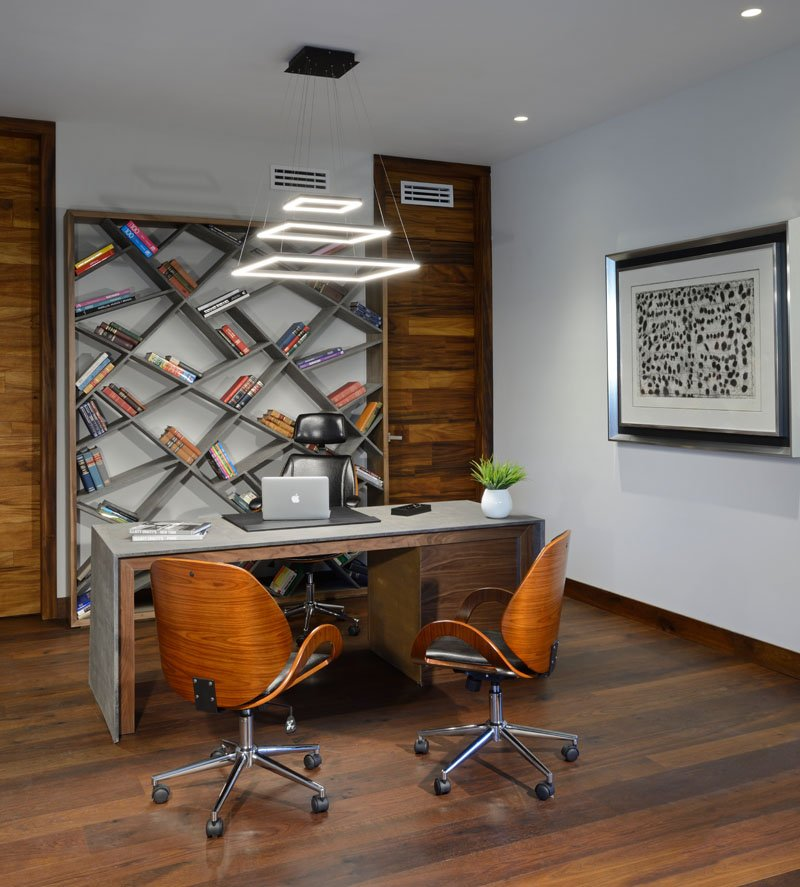 Bureau à domicile Atrium House