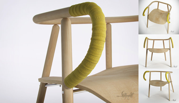 Conception de chaise