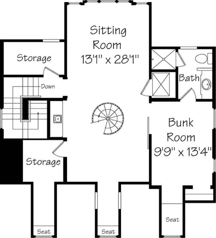 Maison traditionnelle de style côtier-Concepts historiques-23-1 Kindesign