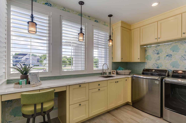 Style de plantation côtière moderne Home-CVI Design-09-1 Kindesign