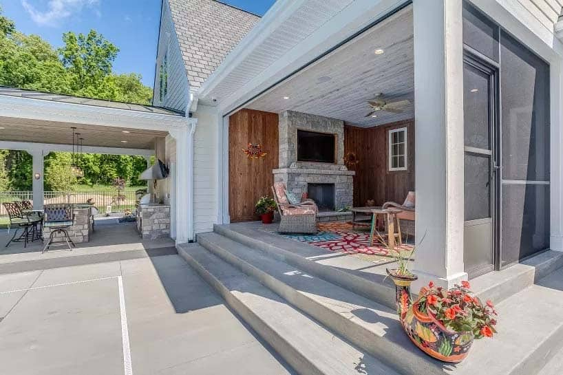 Style de plantation côtière moderne Home-CVI Design-39-1 Kindesign