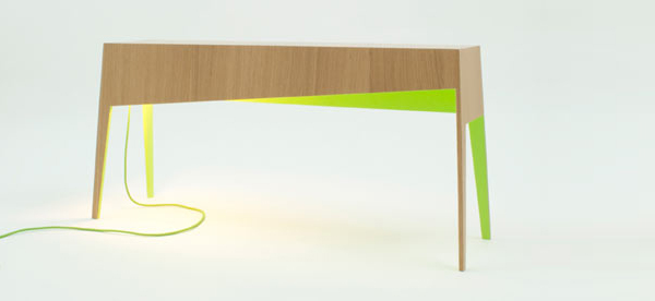 Tables en bois modernes