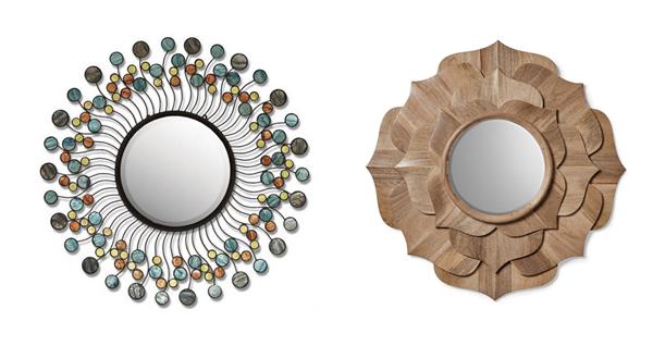 Miroirs contemporains