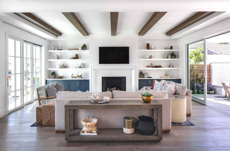 Beach Style Home-Brandon Architects-05-1 Kindesign