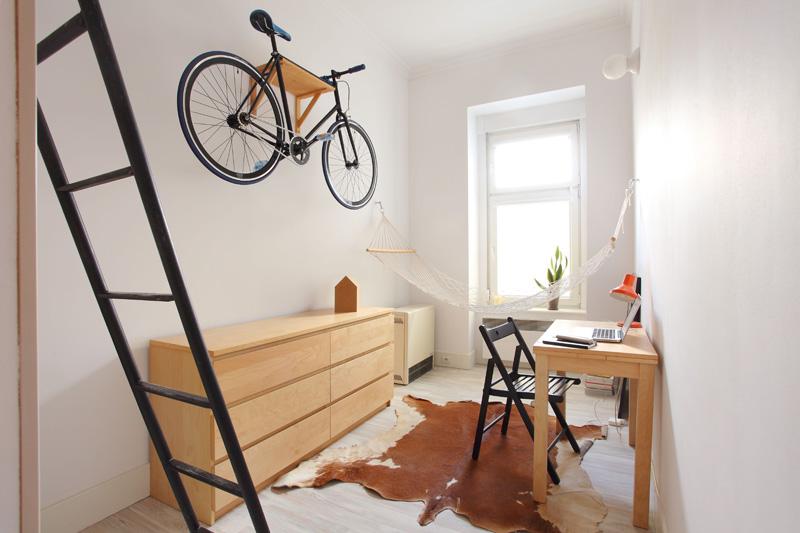 petit appartement intérieur