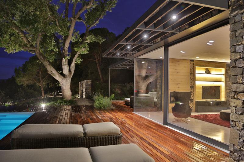 Environnement Villa N