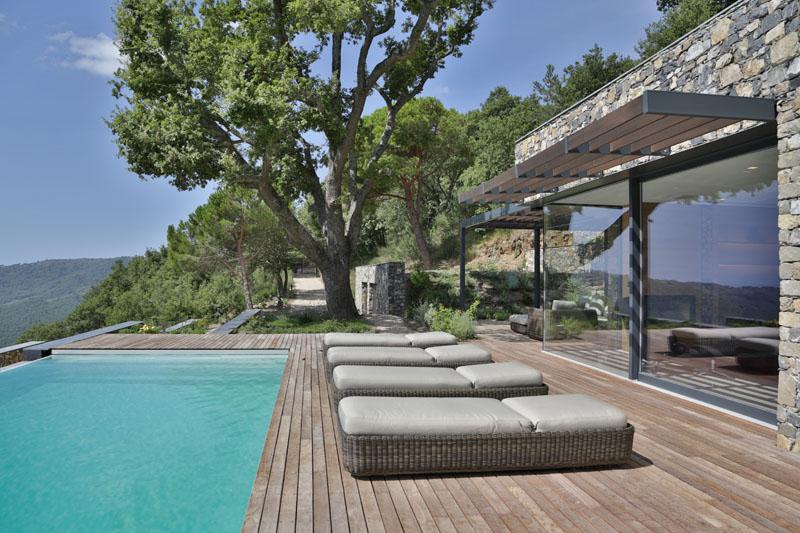 Villa N piscine