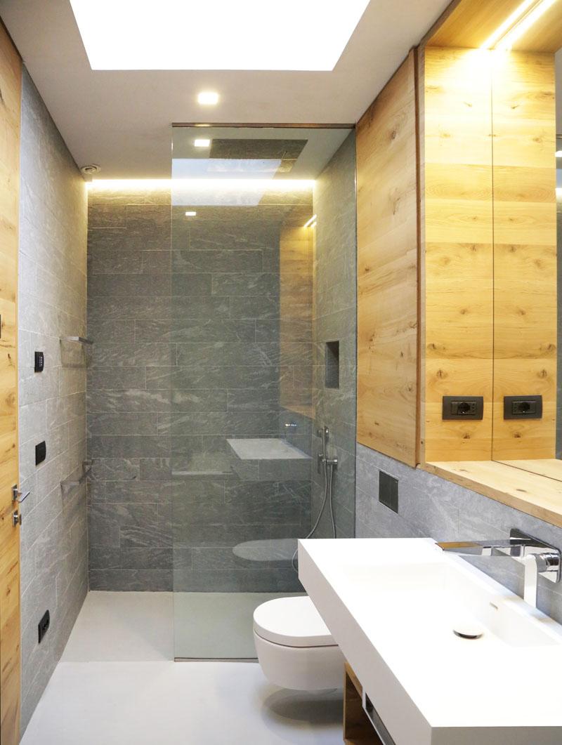 Salle de bain Villa N