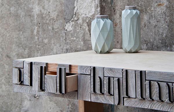 conception de tiroirs de bureau