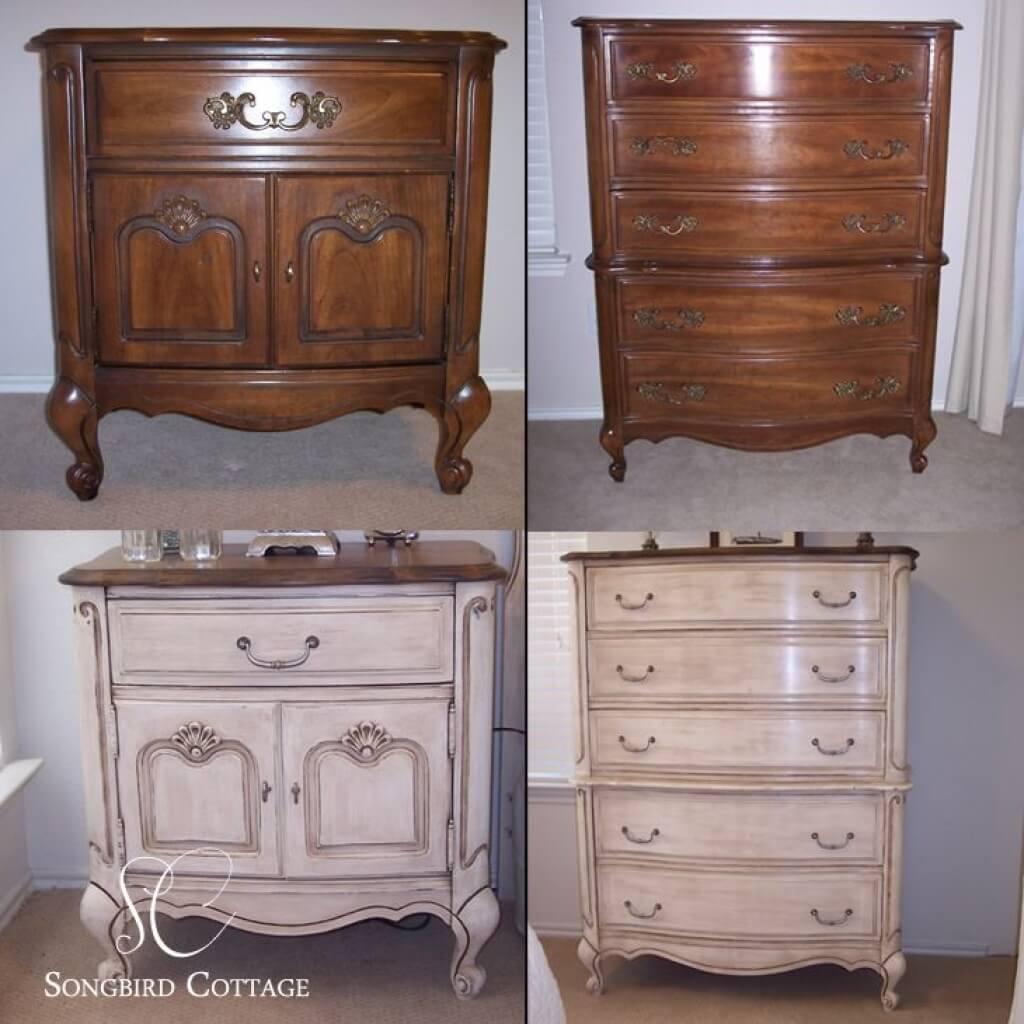 Idées de relooking de meubles Tres Jolie