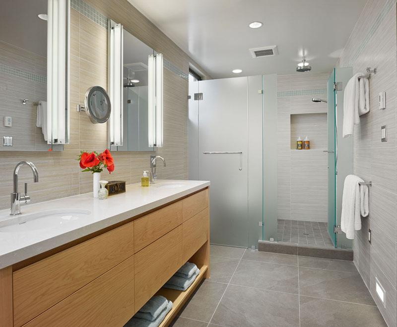 Salle de bain San Francisco Coastal Home