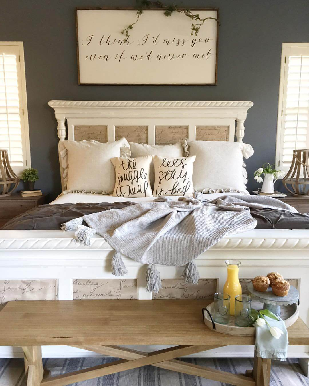 Back To Basics Bed & Breakfast Chambre