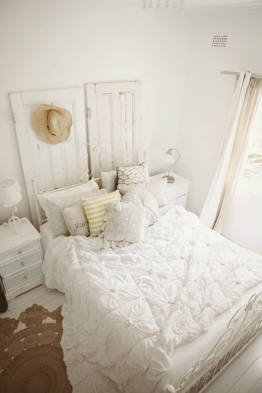 Country Dressing Room Chambre Cosy