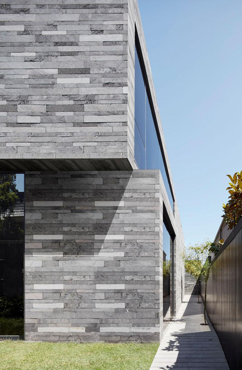Architecture de la résidence Canterbury Road