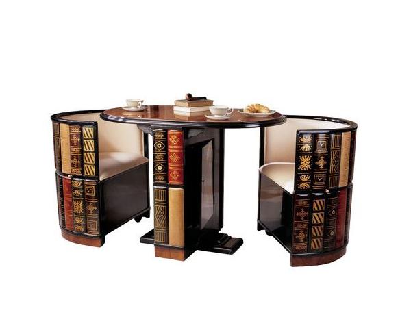 Ensemble de bibliothèque