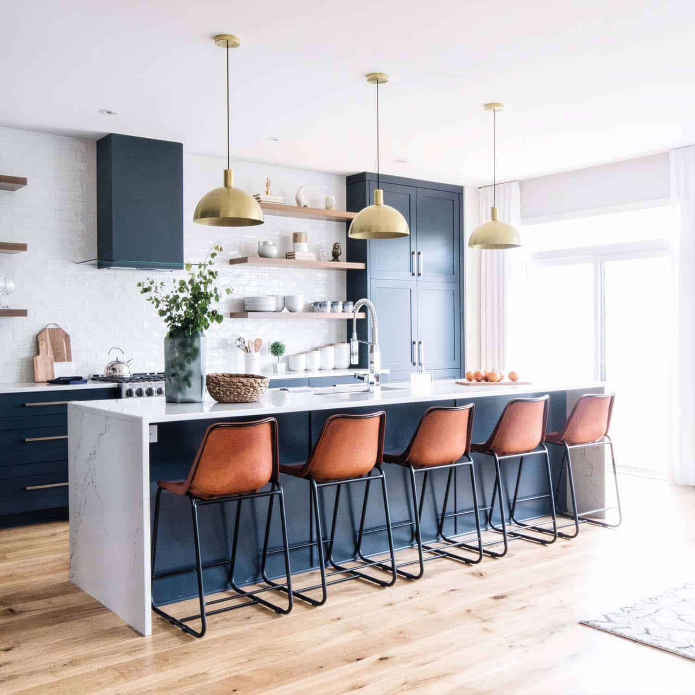Modèle de maison contemporaine Design-Leclair Decor-11-1 Kindesign