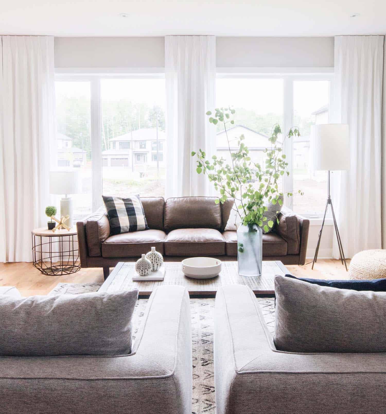 Modèle de maison contemporaine Design-Leclair Decor-02-1 Kindesign