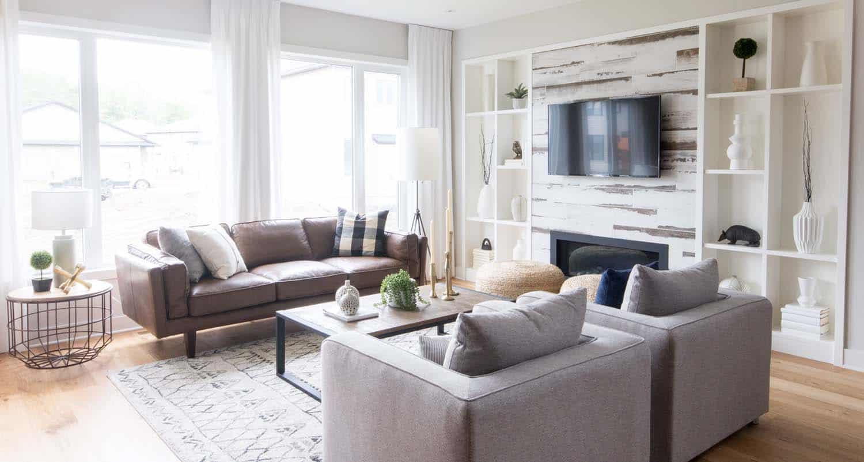 Modèle de maison contemporaine Design-Leclair Decor-06-1 Kindesign