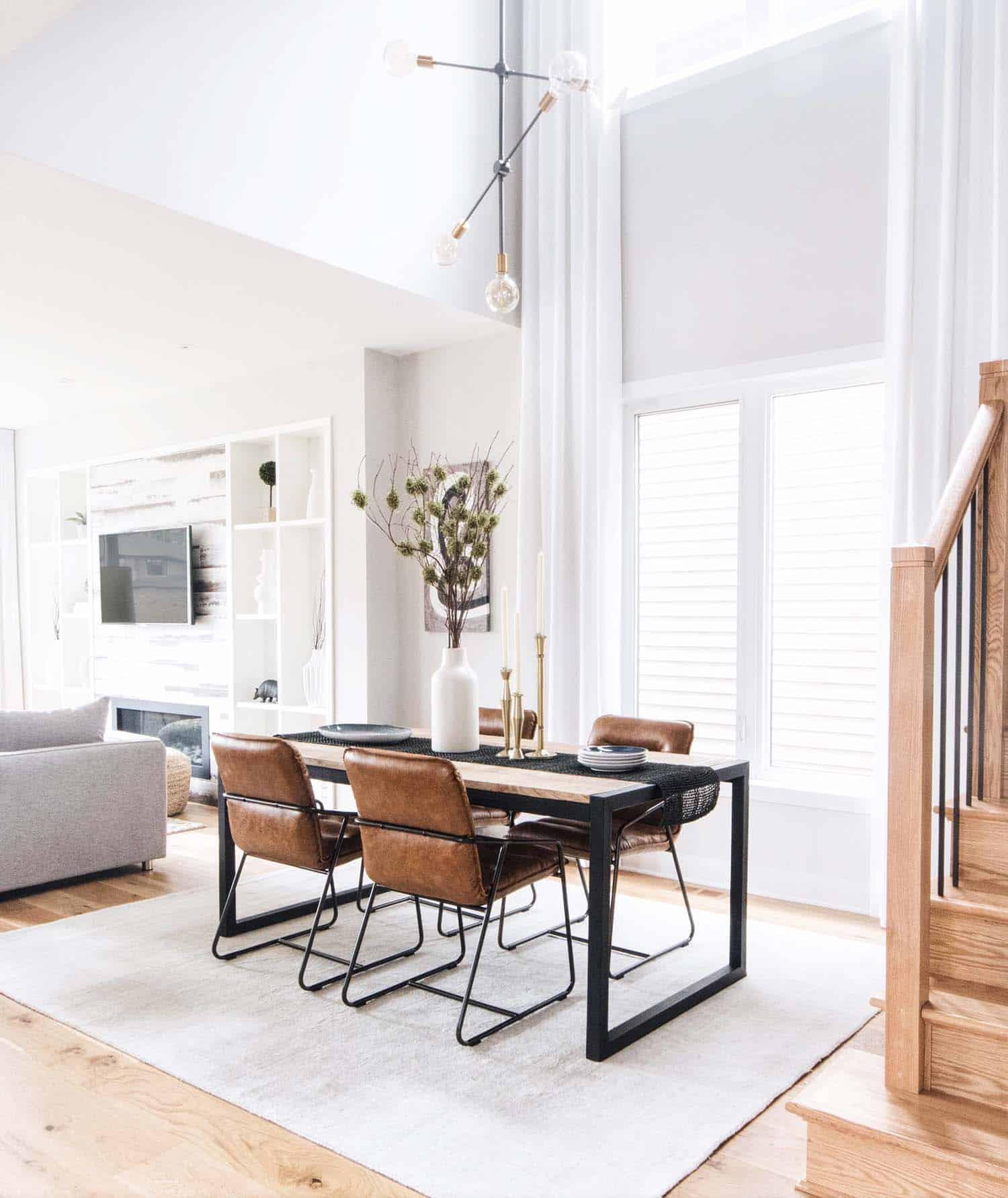 Modèle de maison contemporaine Design-Leclair Decor-28-1 Kindesign