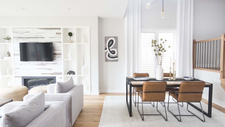 Modèle de maison contemporaine Design-Leclair Decor-18-1 Kindesign
