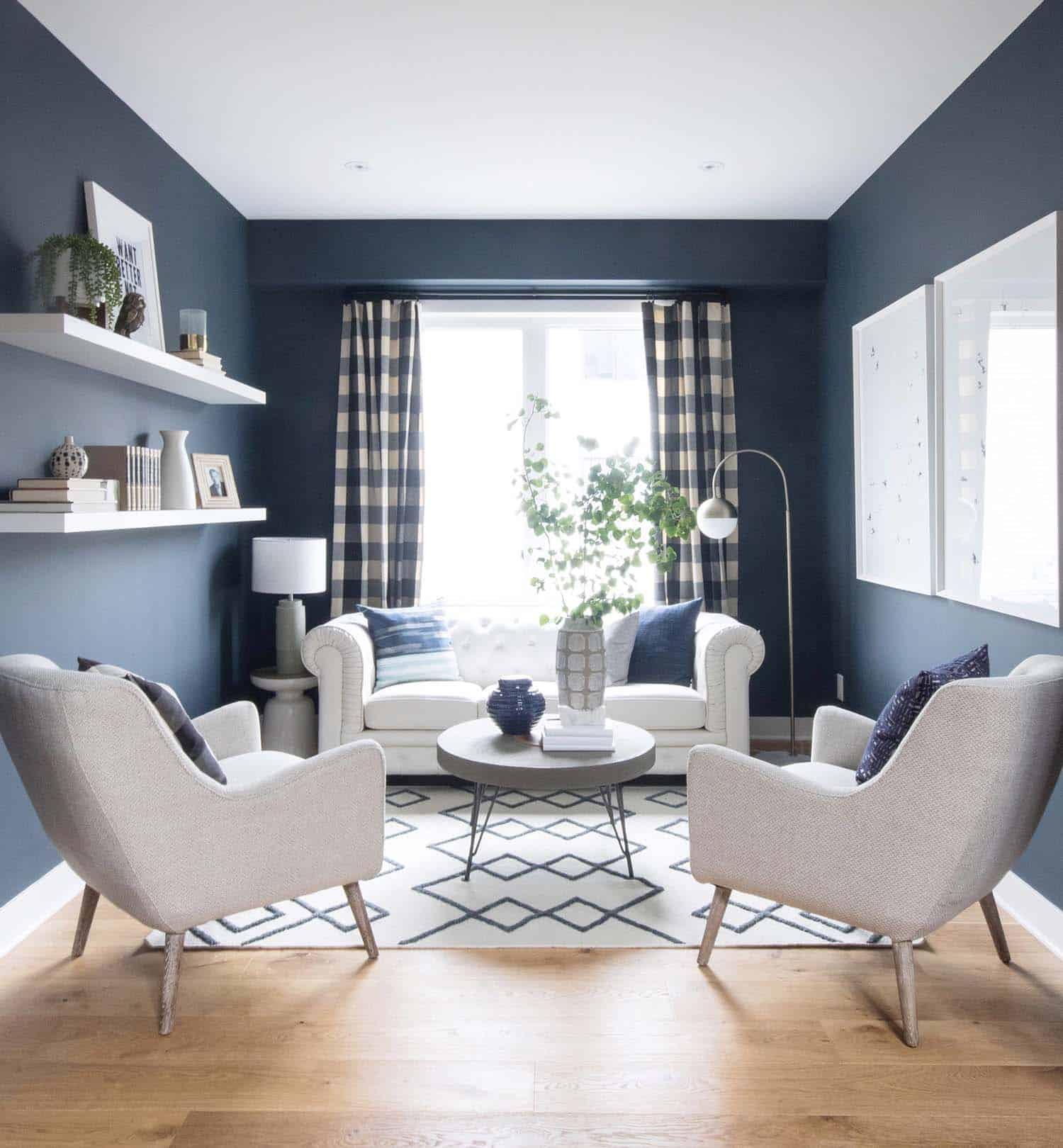 Modèle de maison contemporaine Design-Leclair Decor-09-1 Kindesign