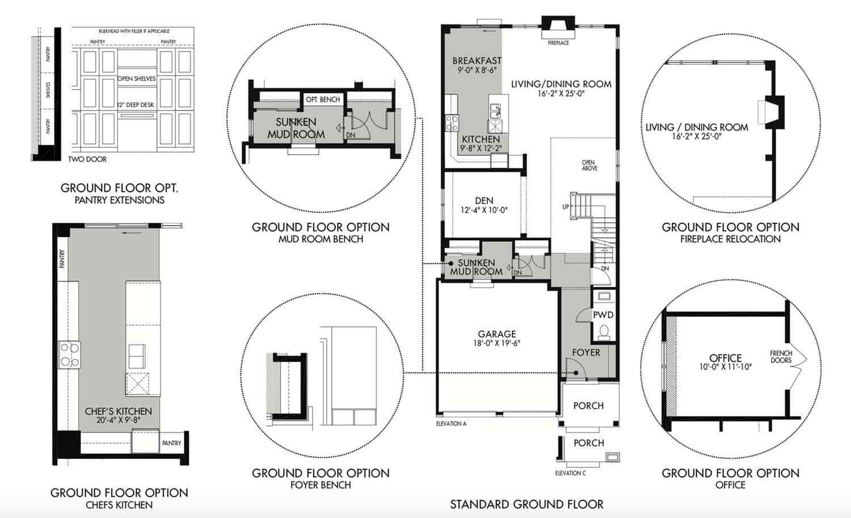 Modèle de maison contemporaine Design-Leclair Decor-20-1 Kindesign
